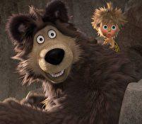 Маша и медведь. Запутанные истории