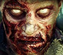 Люди против зомби (видео)