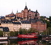 Морской круиз: из Хельсинки в Стокгольм