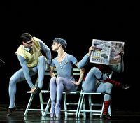Вечер балетов Джерома Роббинса