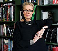 Звездный досуг: Ольга Свиблова, директор Мультимедиа Арт Музея