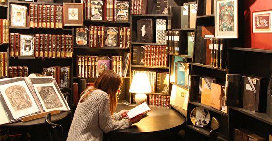 Лучшие книжные магазины для всей семьи