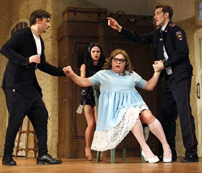 Театральные комедии: новые и лучшие