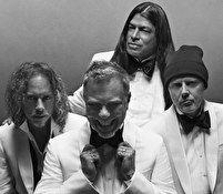 Brioni: рекламная кампания с Metallica