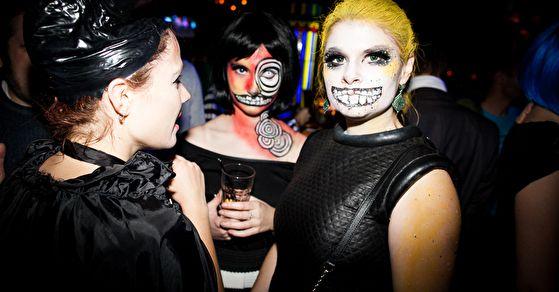 Хеллоуин в Москве: 7 небанальных вечеринок