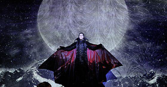 Рецензия:  «Бал вампиров»