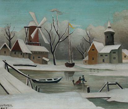 Под одним небом. Западноевропейское и русское искусство из собрания Инны Баженовой