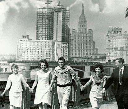 Московская оттепель: 1953-1968