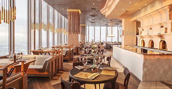 10 новых ресторанов для свиданий