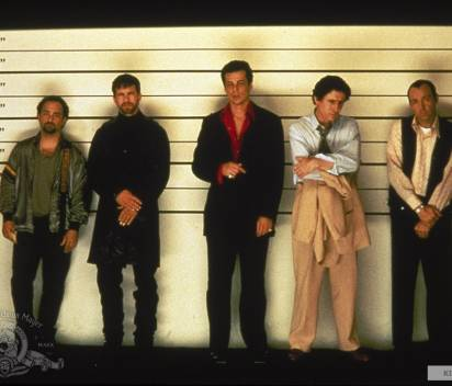 подозрительные лица the usual suspects 1995 онлайн