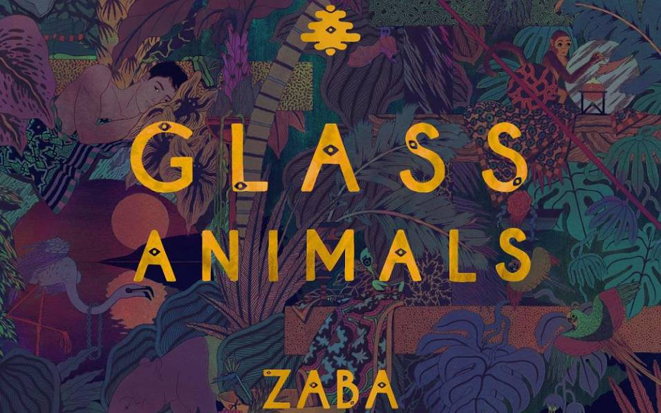 10 Glass Animals «Zaba»