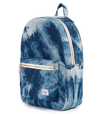 Рюкзак Herschel \'Settlement\' - Acid Wash Denim
