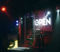 Open Moscow bar