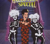 The David S. Pumpkins Halloween Special (ТВ)
