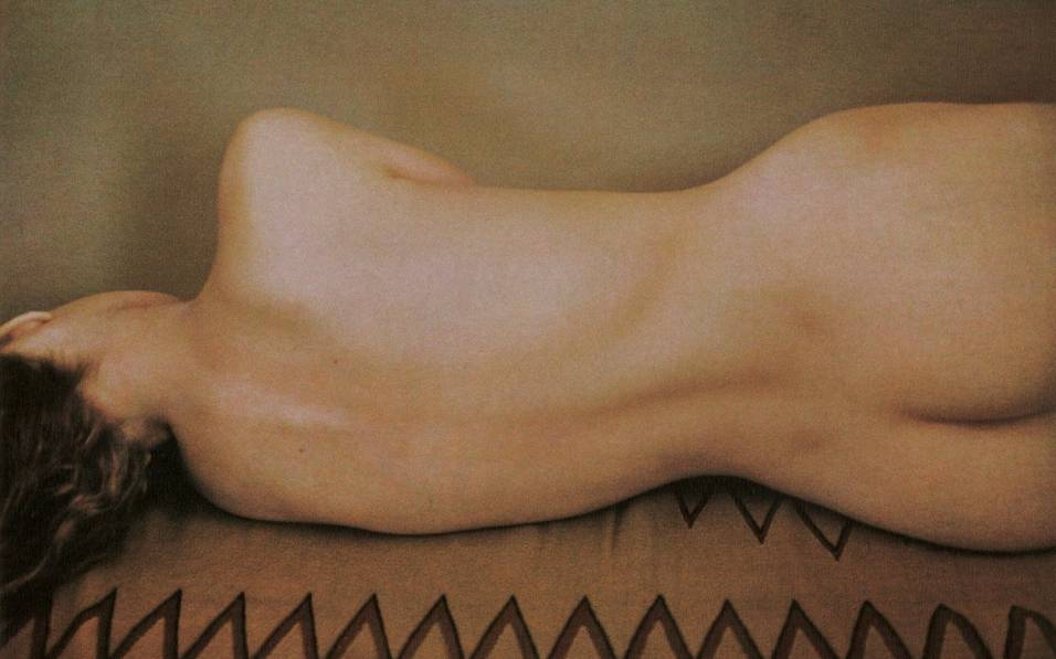 'Odalisque,' 1986, Staley-Wise Gallery. Sheila Metzner. Odalisque, 1986